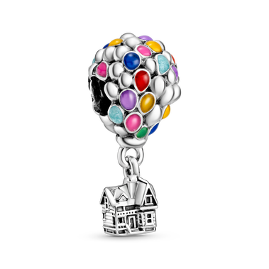 Disney Pixar's Up House & Balloons Charm