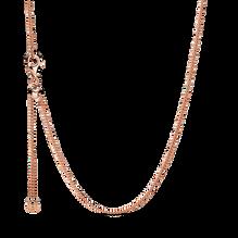 Pandora Rose Curb Chain Necklace