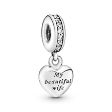My Beautiful Wife Dangle Charm