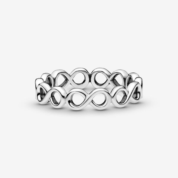 Simple Infinity Band Ring | Pandora NZ
