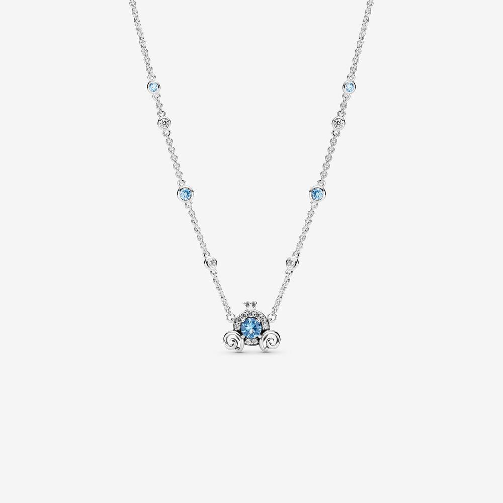 Disney Cinderella Pumpkin Coach Collier Necklace | Pandora NZ