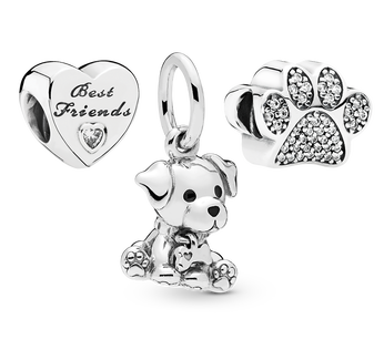 Man's Best Friend Dog Charm Pack