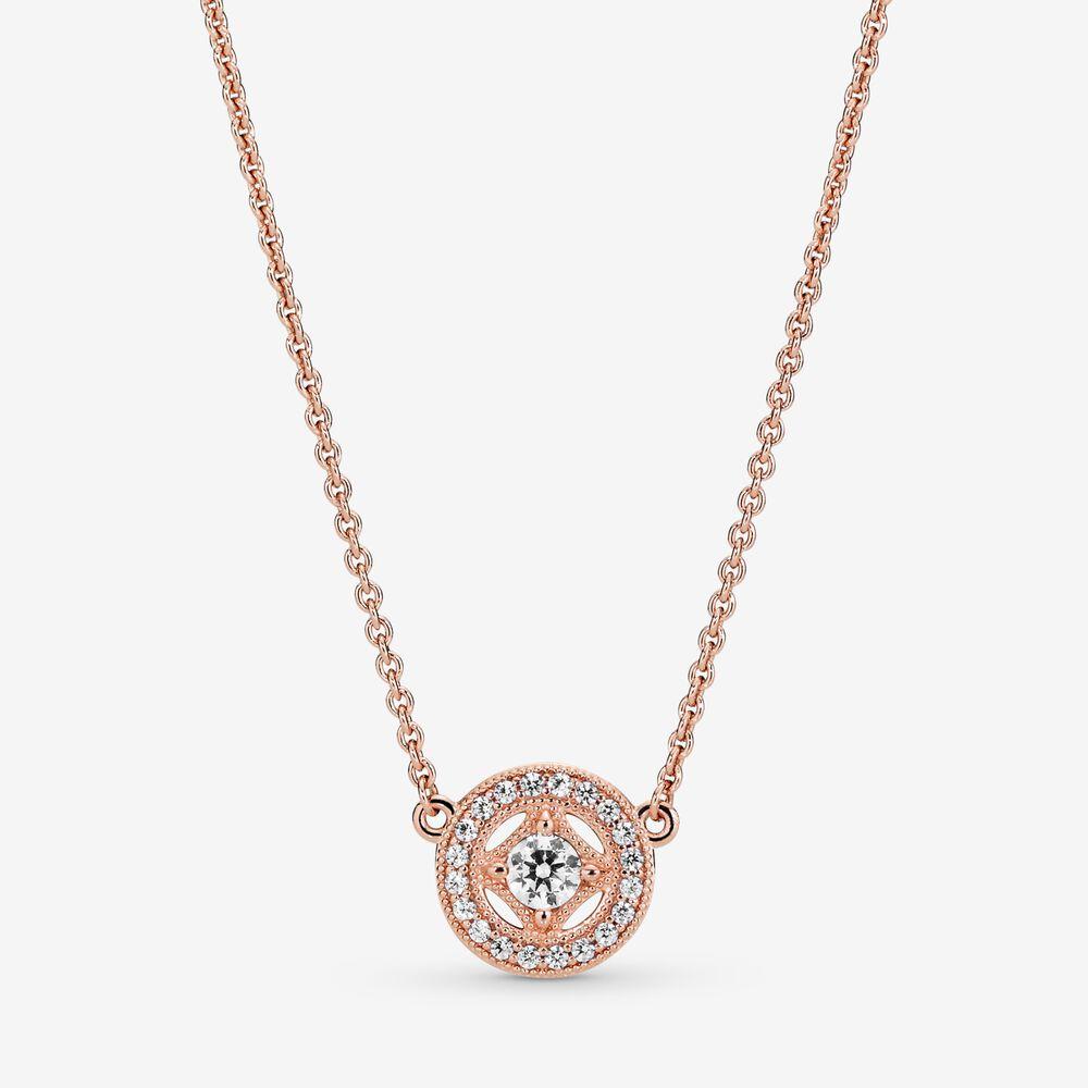 Vintage Circle Collier Necklace | Pandora NZ