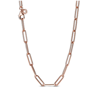 Pandora Rose Long Link Cable Chain Necklace