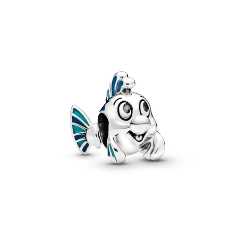 Disney The Little Mermaid Flounder Charm