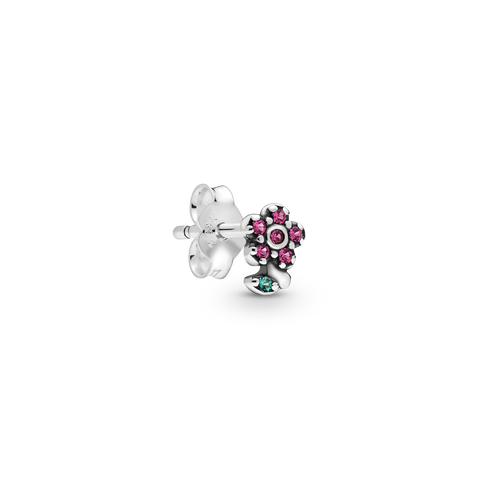 My Pretty Flower Single Stud Earring