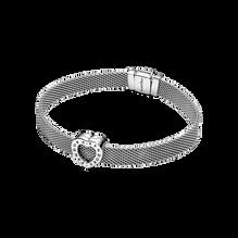 Pandora Reflexions Open Heart Bracelet Gift Set
