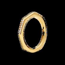 Pandora Shine Multifaceted Ring