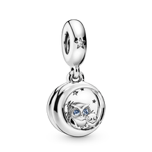 Always by Your Side Owl Hanging Charm