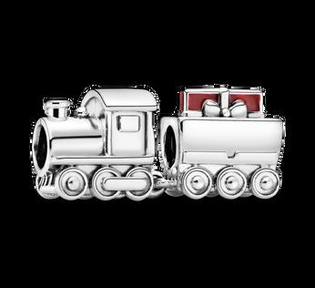 Christmas Train Charm
