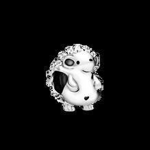 Nino the Hedgehog Charm