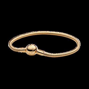 Pandora Moments Snake Chain Bracelet