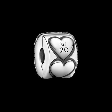 Pandora 2020 Limited Edition Hearts Clip