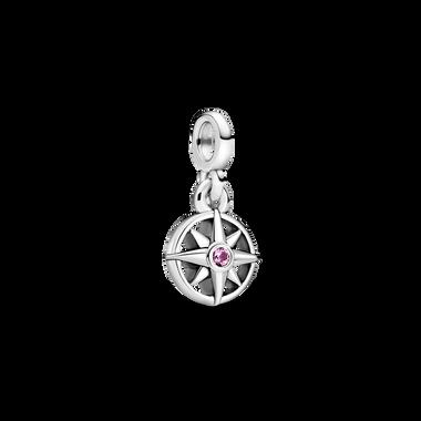 Pandora ME Compass Mini Dangle