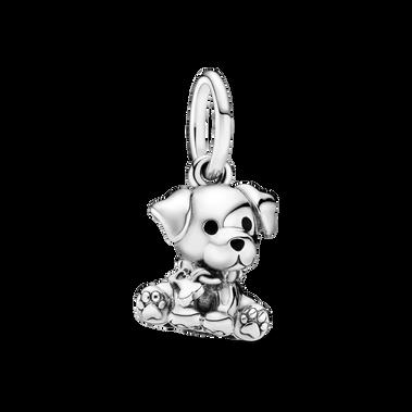 Labrador Puppy Dog Dangle Charm