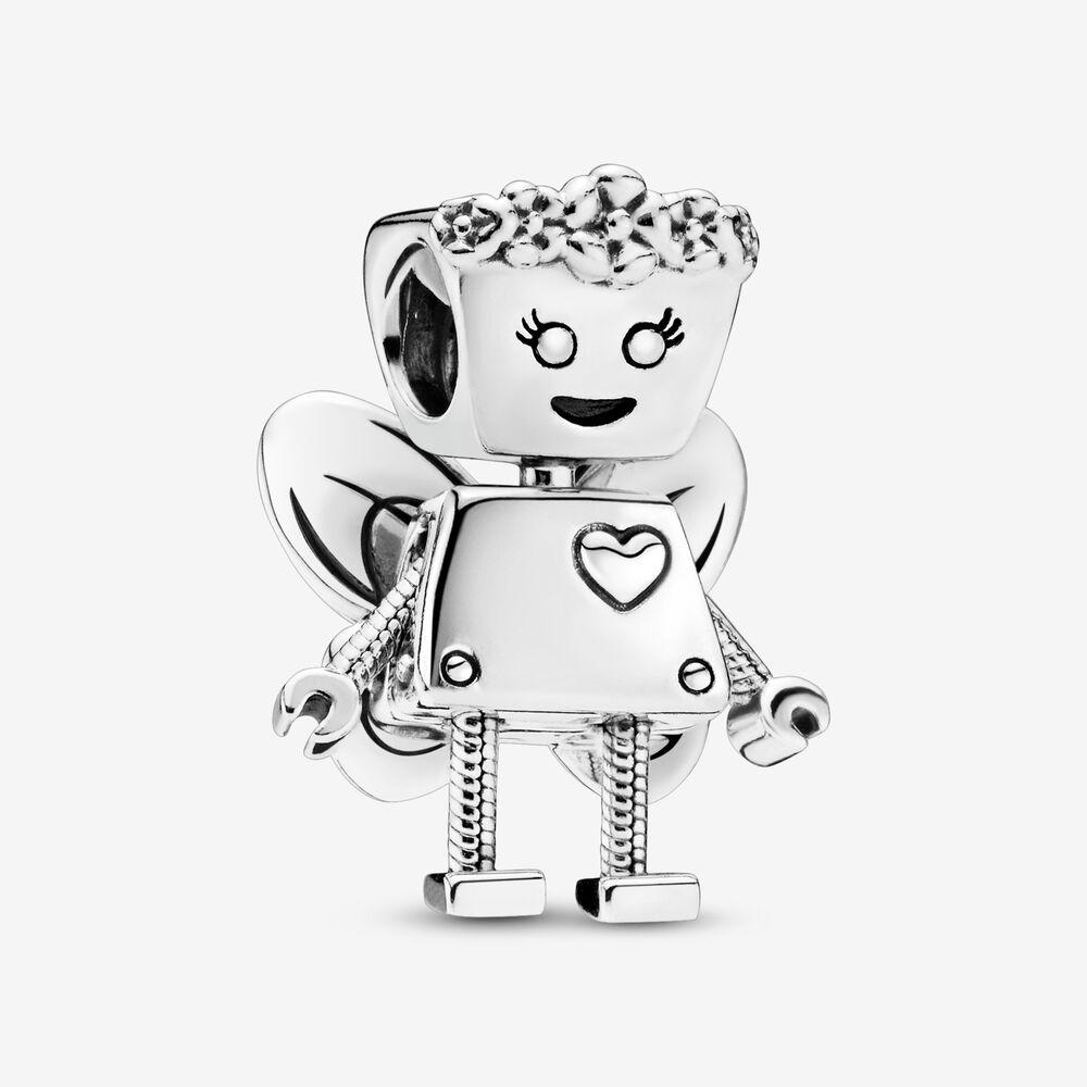 pandora charm robot