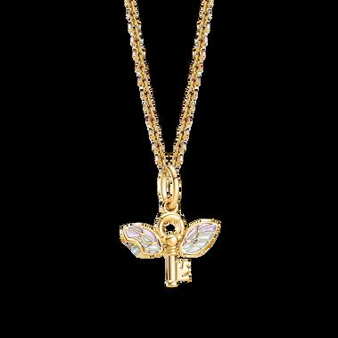 Harry Potter, Winged Key Pendant Necklace Set