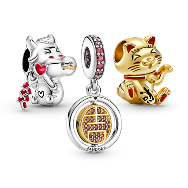 Lunar New Year Charm Pack