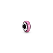 My Pink Spacer Charm