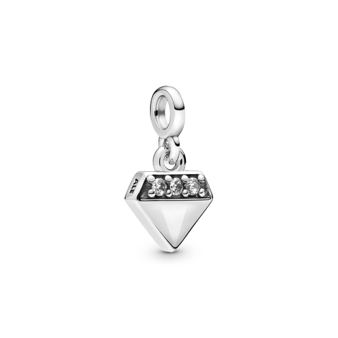 My Bright Diamond Hanging Charm
