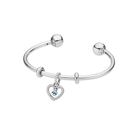 March Open Bangle Set