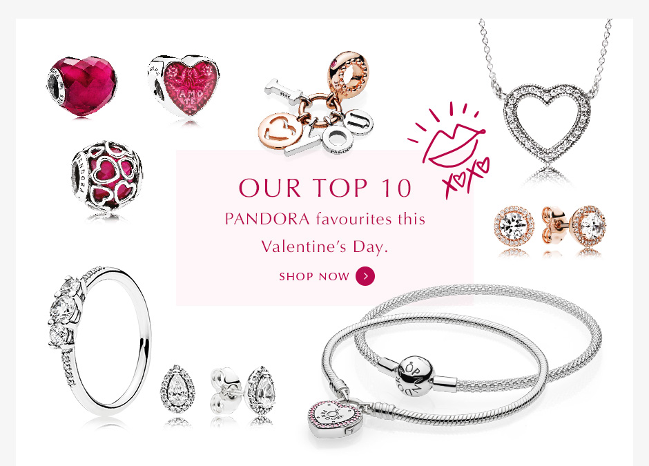 Shop PANDORA Top 10 Gifts