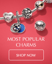Shop Most Popular PANDORA charms