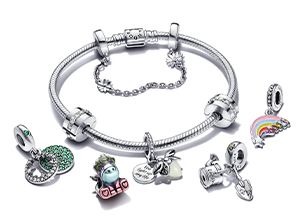 Shop the Pandora Moments collection