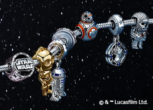 Shop the Star Wars x Pandora collection