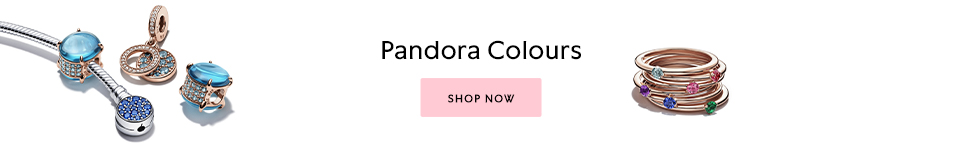 Shop the Pandora Colours Collection